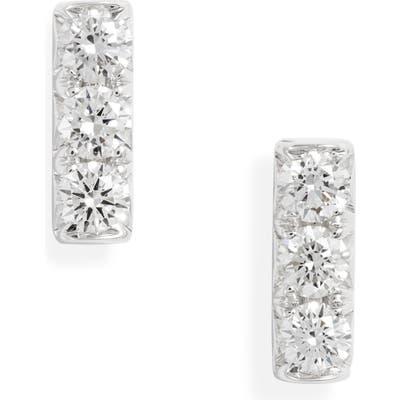 Bony Levy Audrey Diamond Bar Stud Earrings (Nordstrom Exclusive)