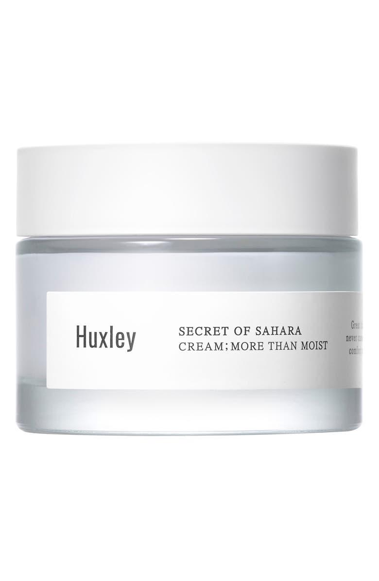 HUXLEY Secret of Sahara More Than Moist Nourishing Cream, Main, color, 000