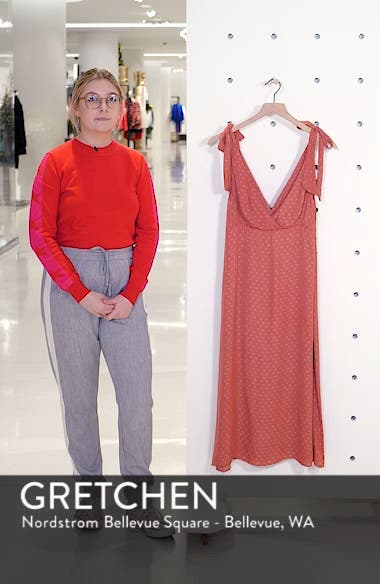 Arlene Midi Dress, sales video thumbnail