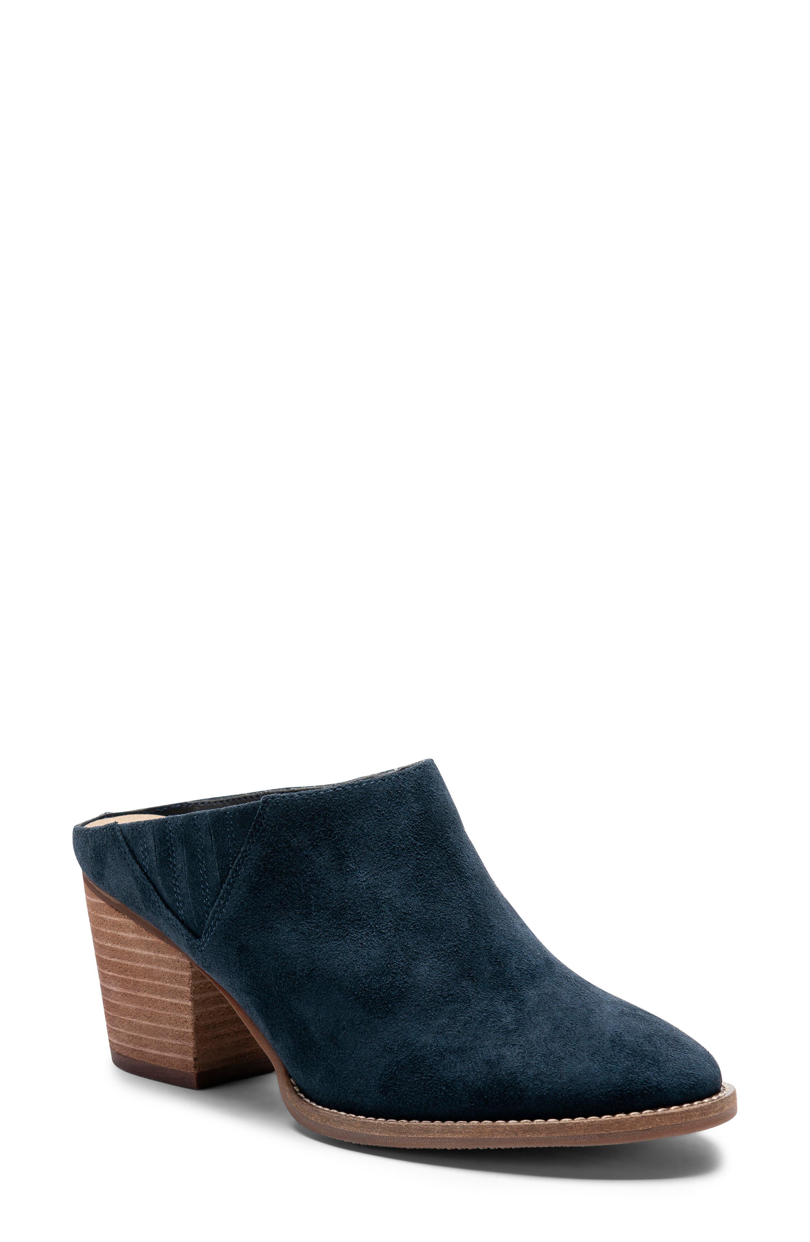 Blondo Norwich Mule- Blue