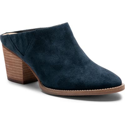 Blondo Norwich Mule- Blue