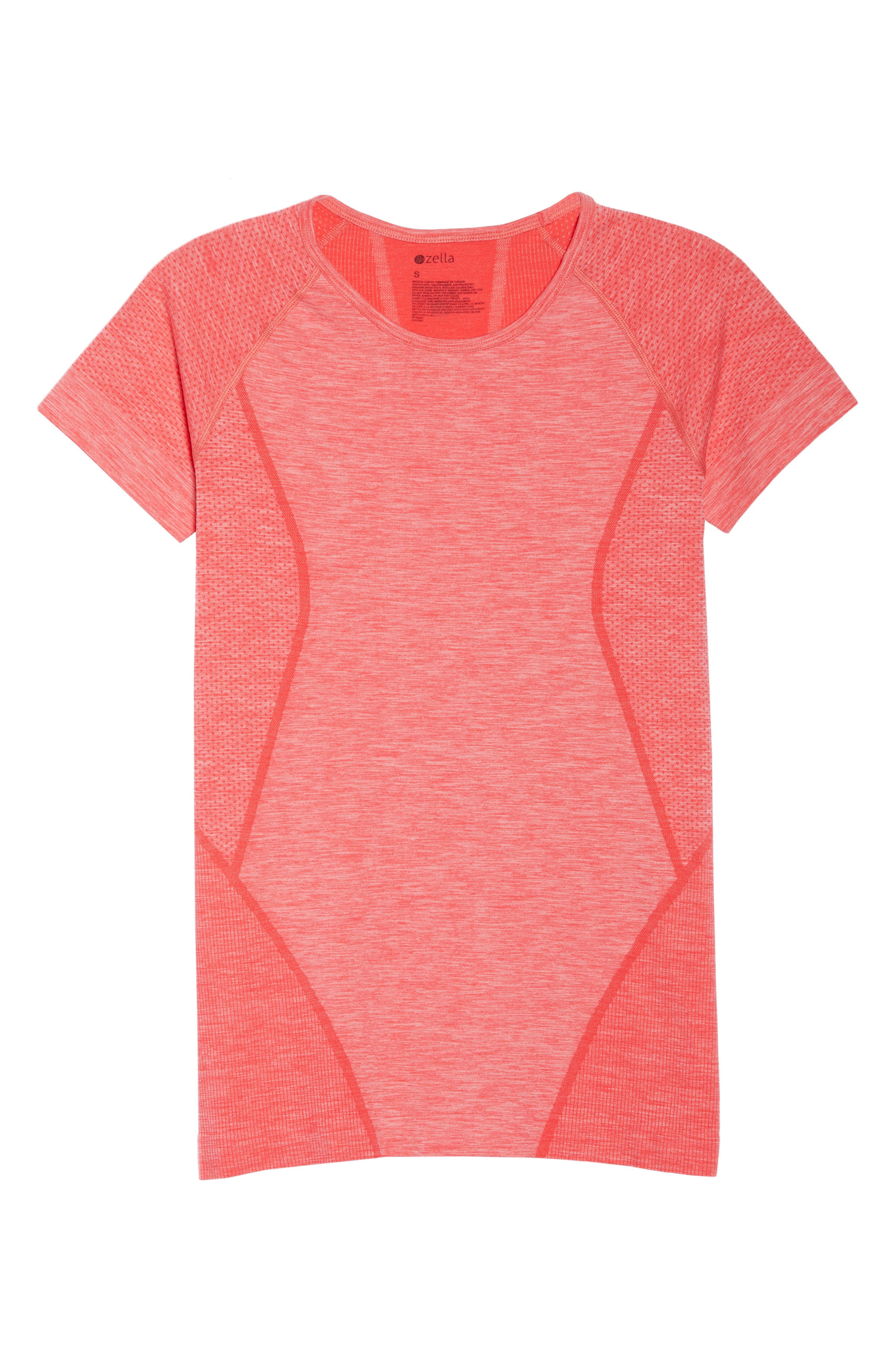 ,                             Stand Out Seamless Training Tee,                             Alternate thumbnail 43, color,                             611
