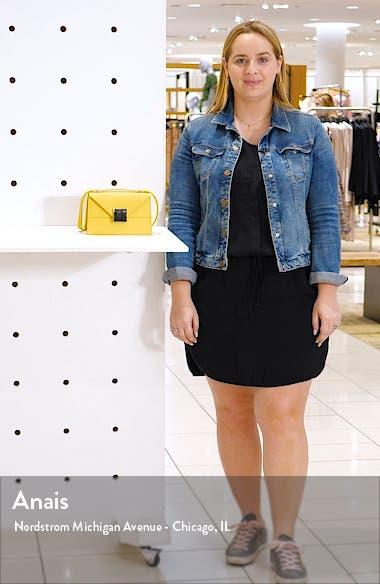 Mini Copenhagen Leather Crossbody Bag, sales video thumbnail