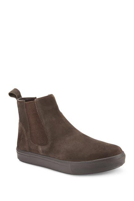 Image of Reserved Footwear Suede Chelsea Boot