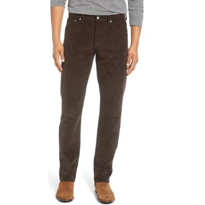 Citizens Of Humanity Gage Slim Straight Leg Corduroy Jeans, Beige