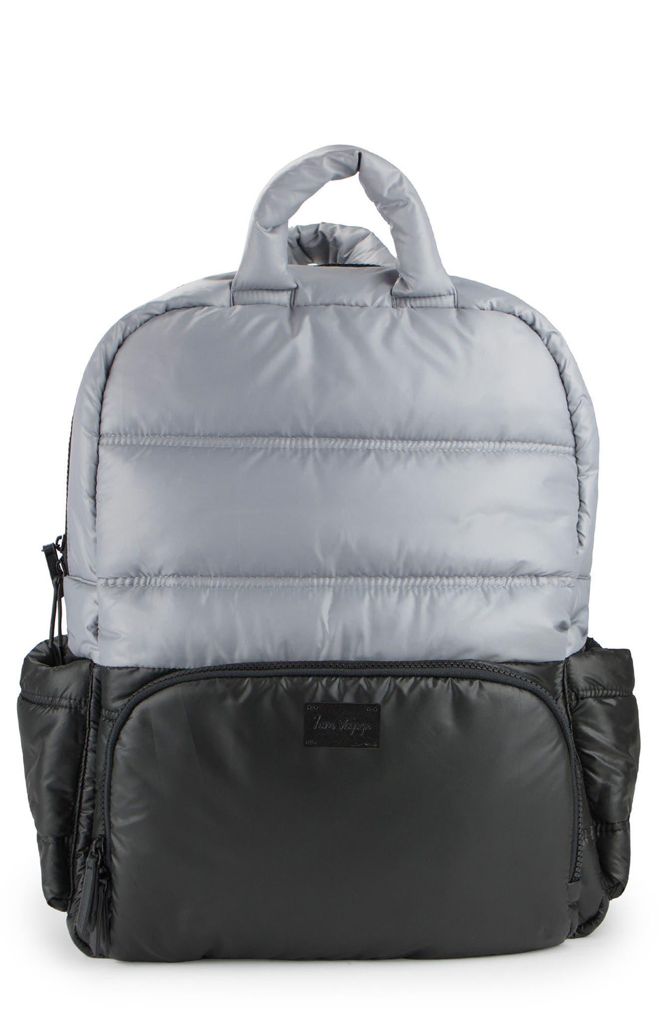 Infant 7 Am Enfant Bk718 Water Repellent Diaper Backpack  Black