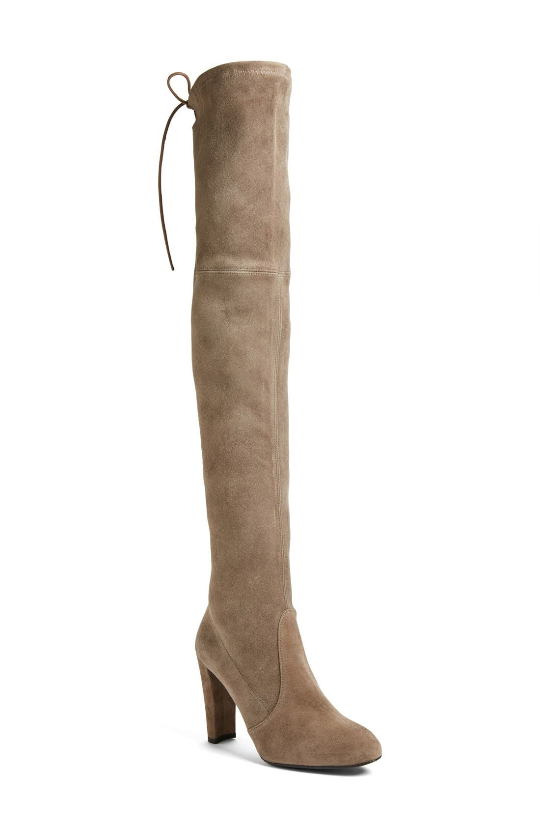 ,                             'Highland' Over the Knee Boot,                             Main thumbnail 49, color,                             270