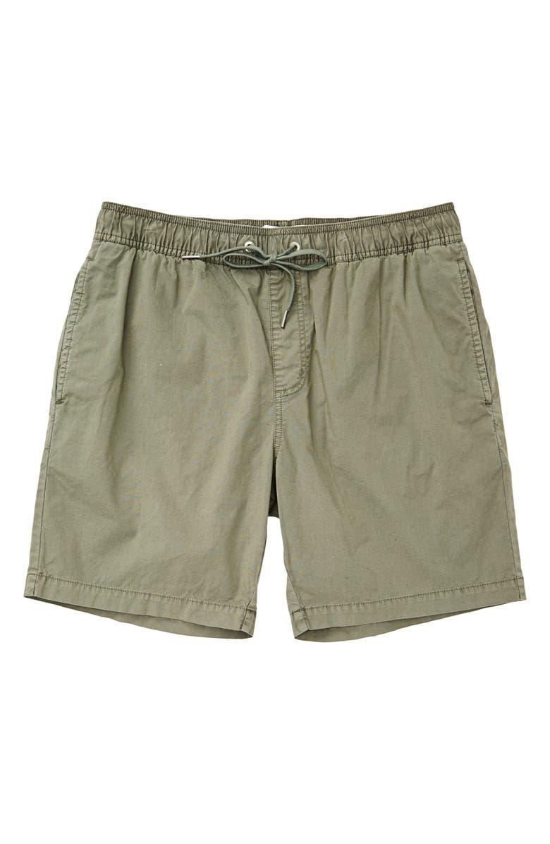 BILLABONG Larry Layback Shorts, Main, color, SAGE
