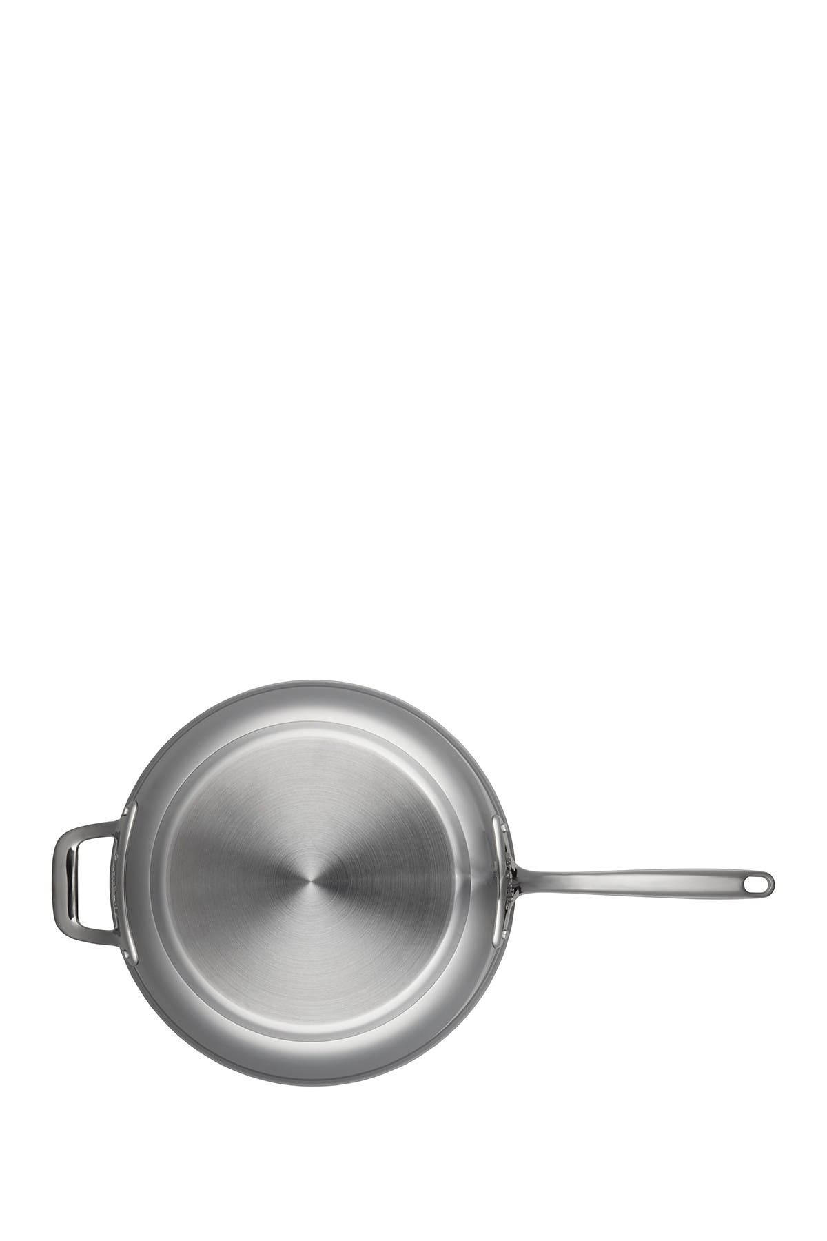 """Image of Breville Thermo Pro Clad 12.5"""" Open Skillet"""