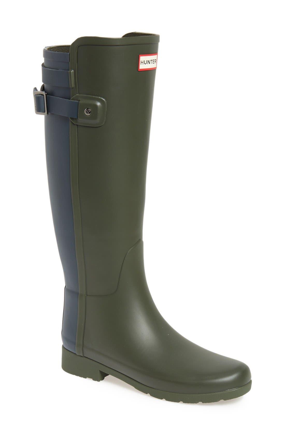 ,                             'Original Refined' Rain Boot,                             Main thumbnail 21, color,                             309