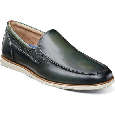 Florsheim Atlantic Venetian Loafer- Green