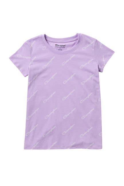 Image of Champion Allover Print T-Shirt