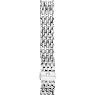 Michele Sidney Diamond 1m Bracelet Watch Band