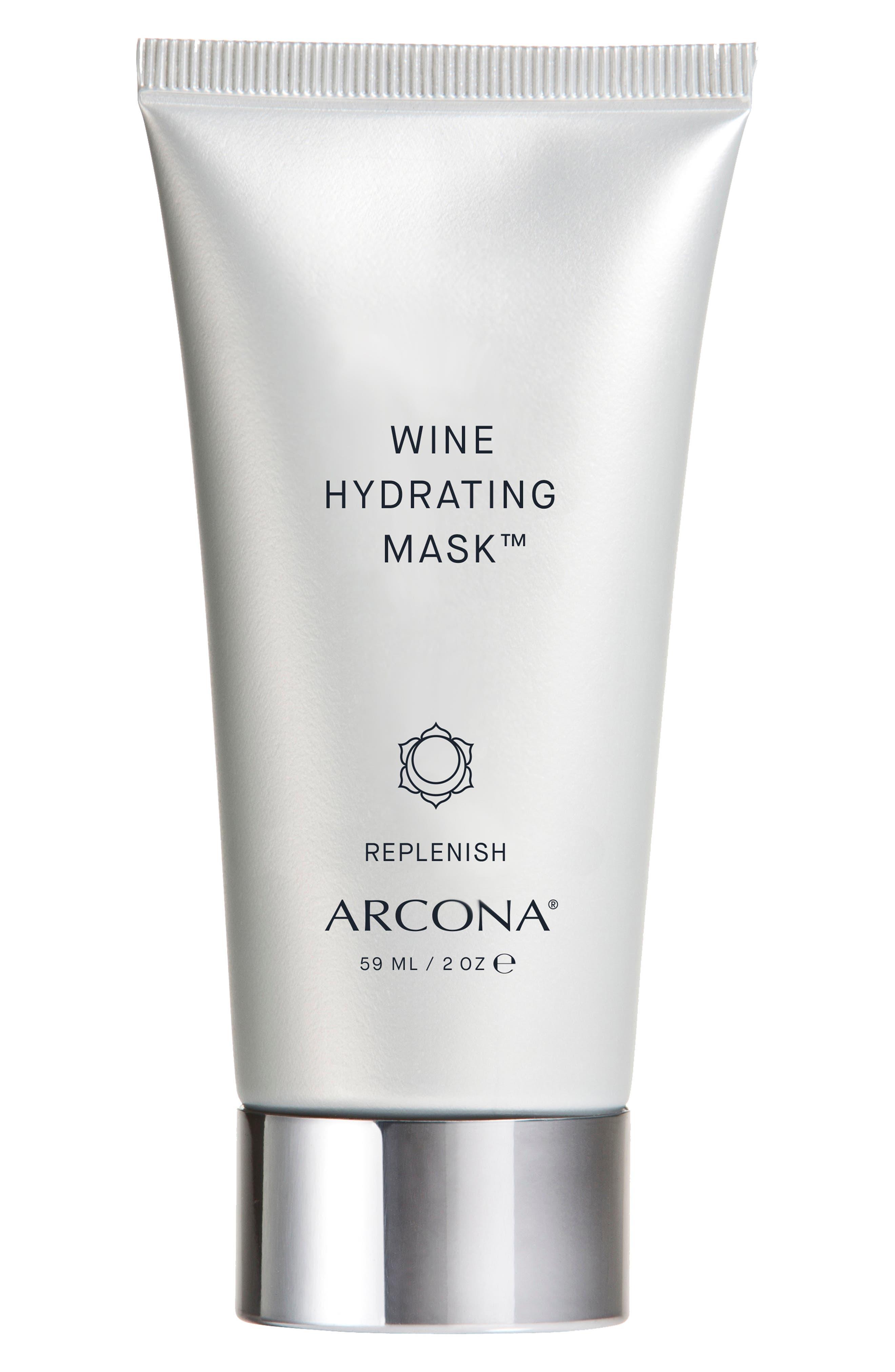 Wine Hydrating Mask
