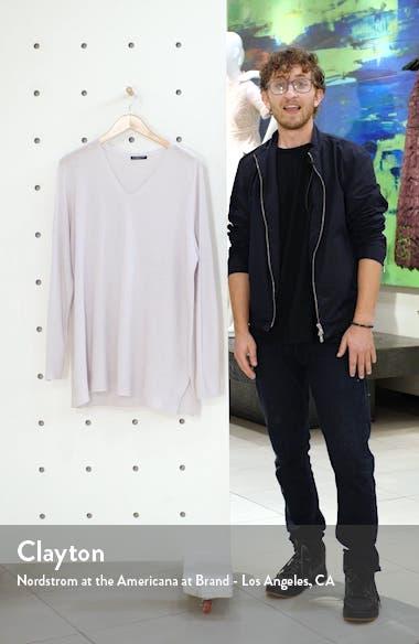 V-Neck Wool Tunic, sales video thumbnail