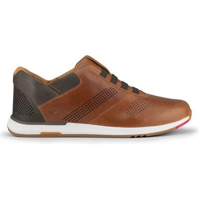 Kizik Boston Hands-Free Slip-On Sneaker, Brown