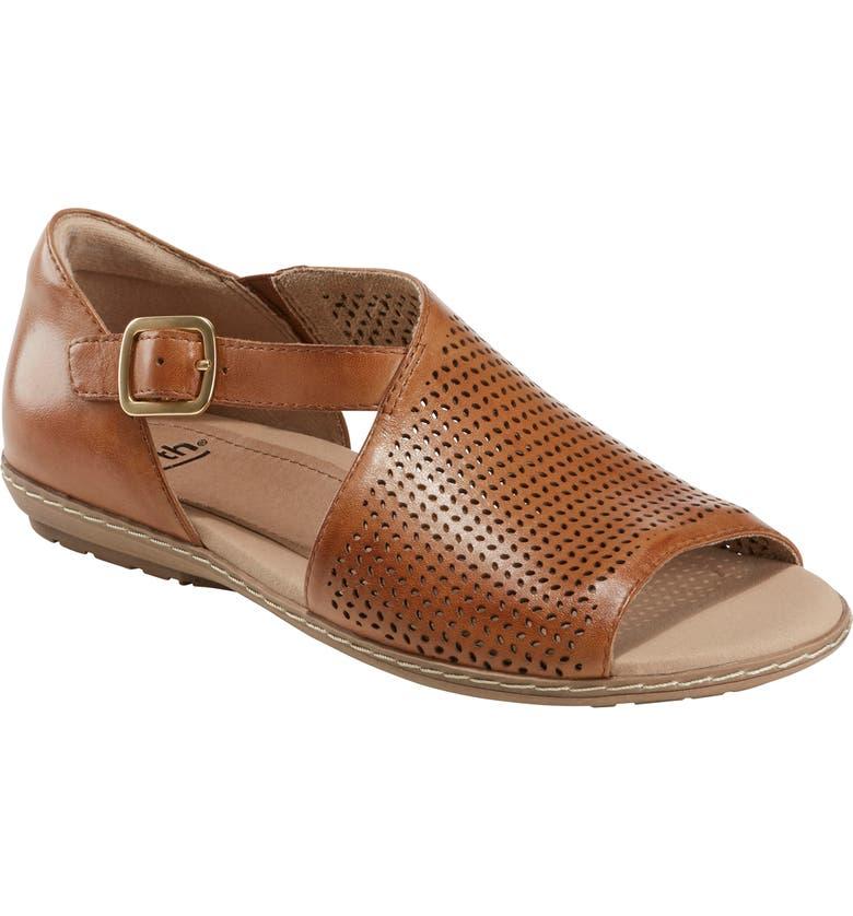 EARTH<SUP>®</SUP> Ballston Sandal, Main, color, SAND BROWN LEATHER