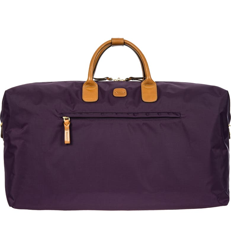 BRIC'S X-Bag Boarding 22-Inch Duffle Bag, Main, color, VIOLET