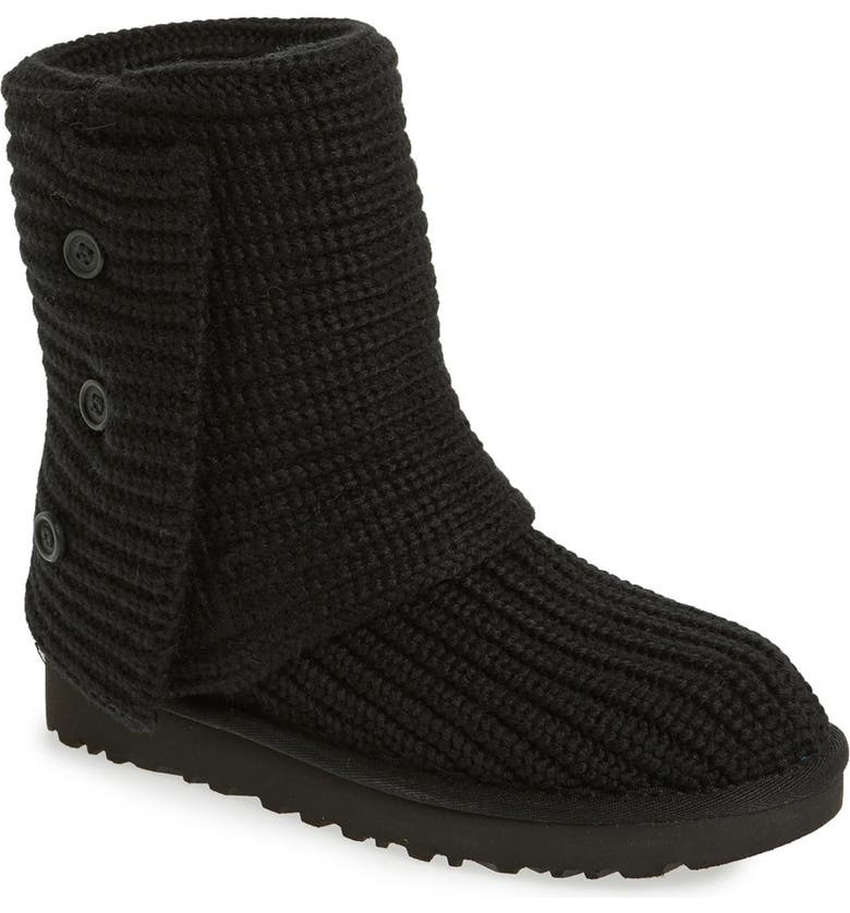 70527727704 Classic Cardy II Knit Boot