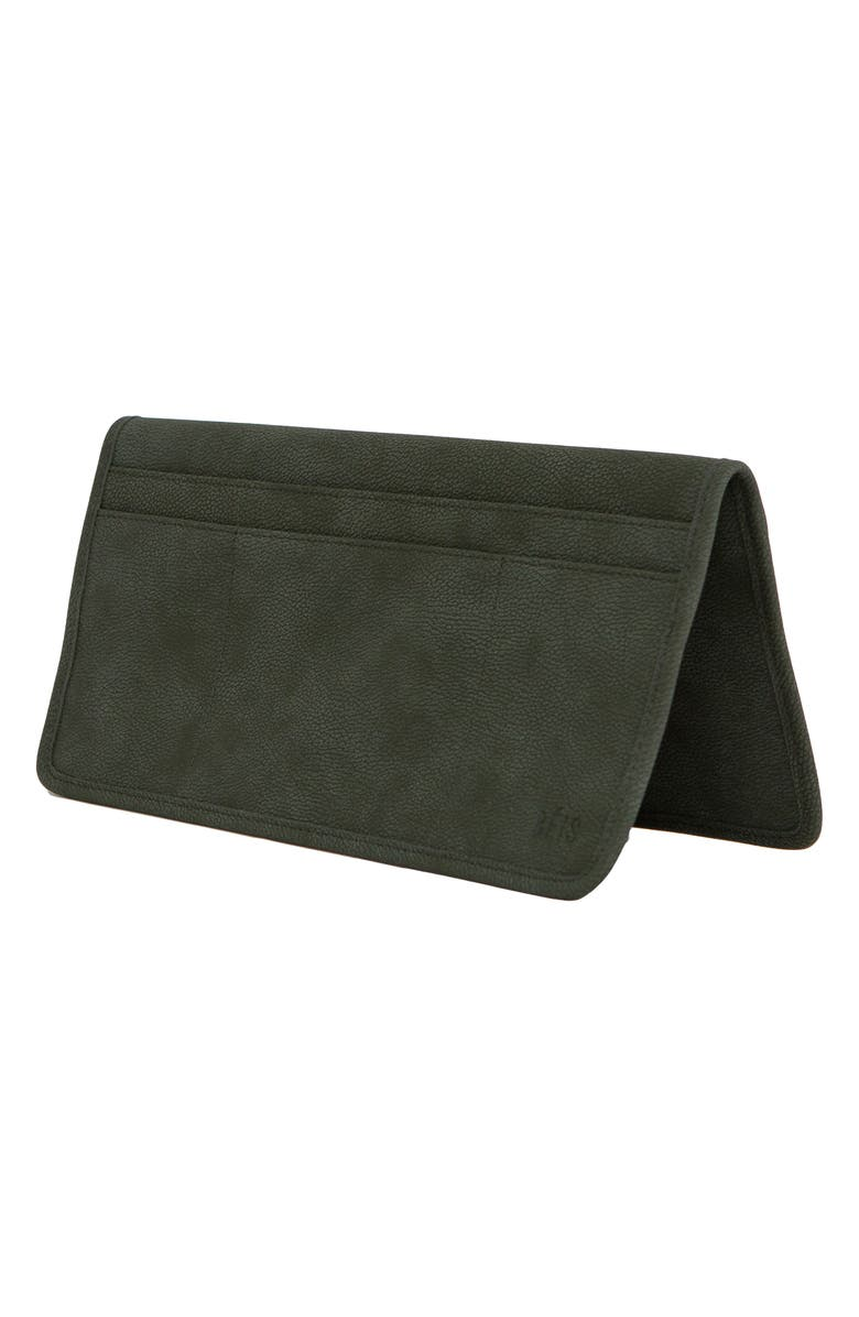 BÉIS The In-Flight Organizer Pouch, Main, color, GREEN