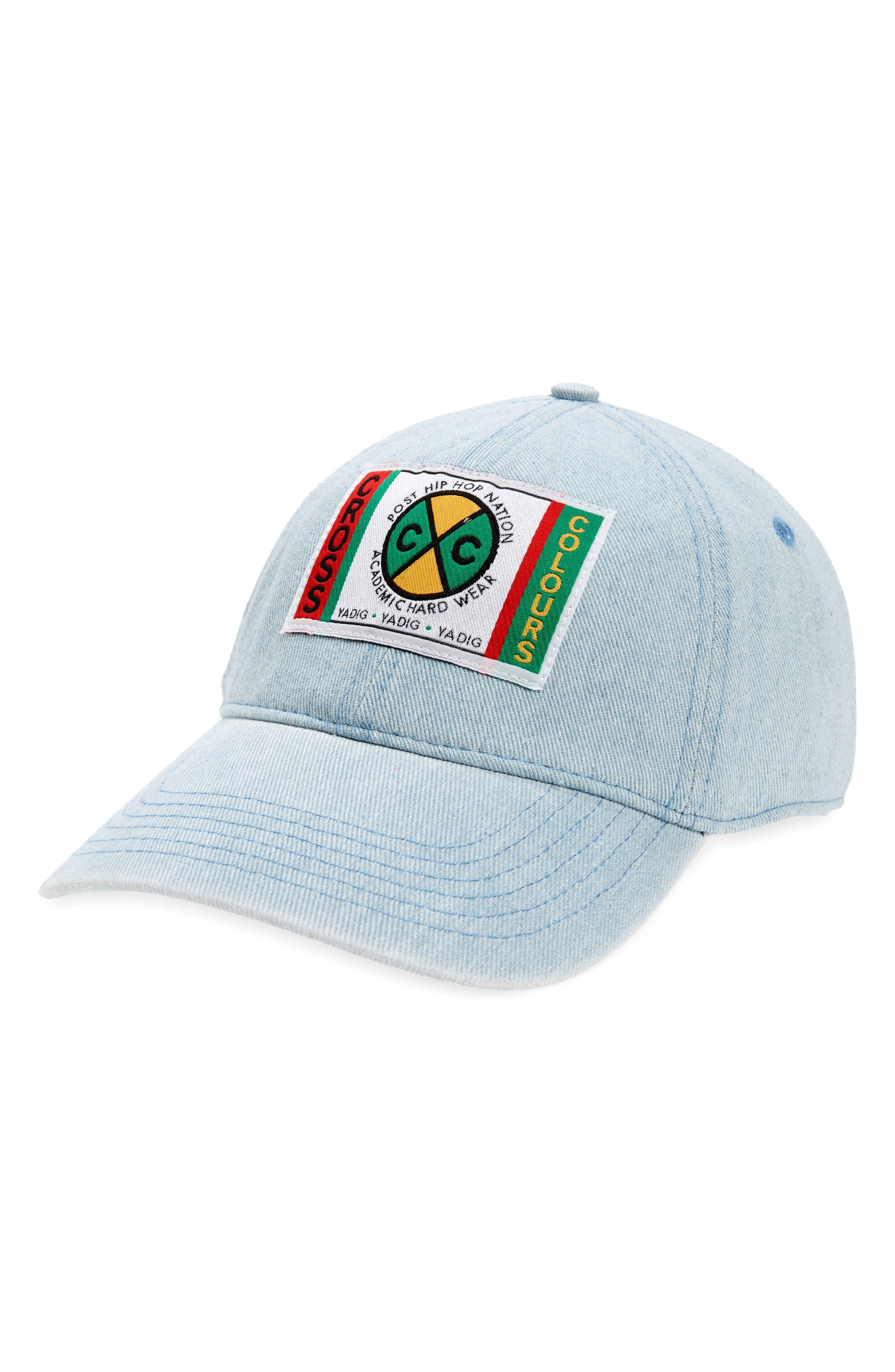 Label Logo Dad Hat