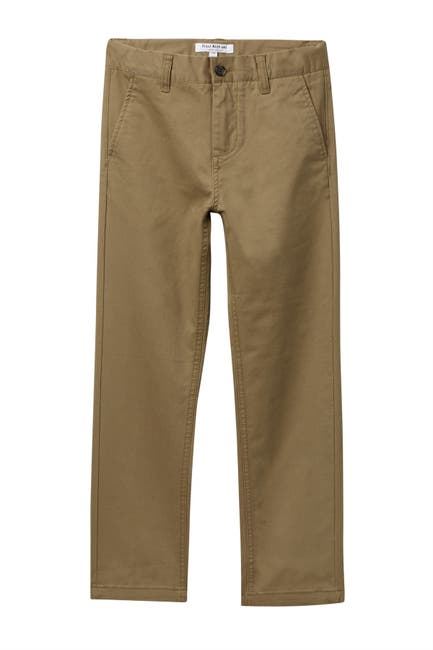Image of Isaac Mizrahi Solid Stretch Pants