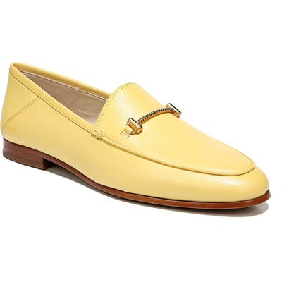 Sam Edelman Lior Loafer, Yellow (Nordstrom Exclusive)