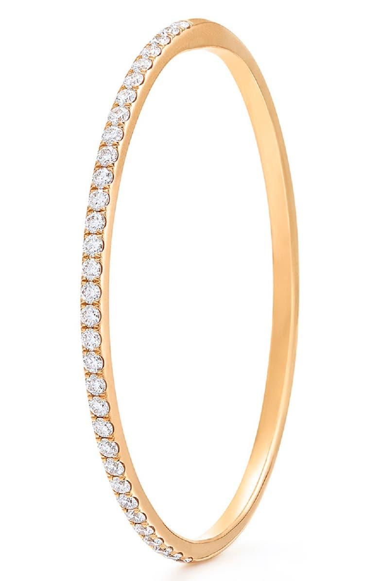 KWIAT Diamond Stacking Bangle, Main, color, 710