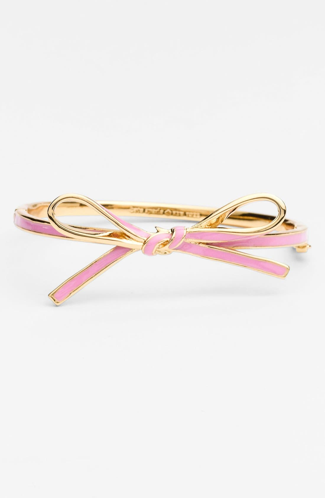 ,                             'skinny mini' bow bangle,                             Main thumbnail 26, color,                             530