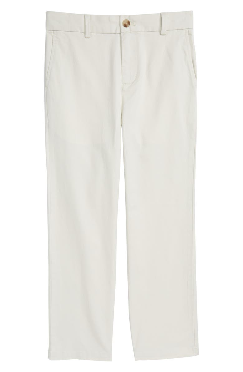 VINEYARD VINES Stretch Breaker Pants, Main, color, STONE