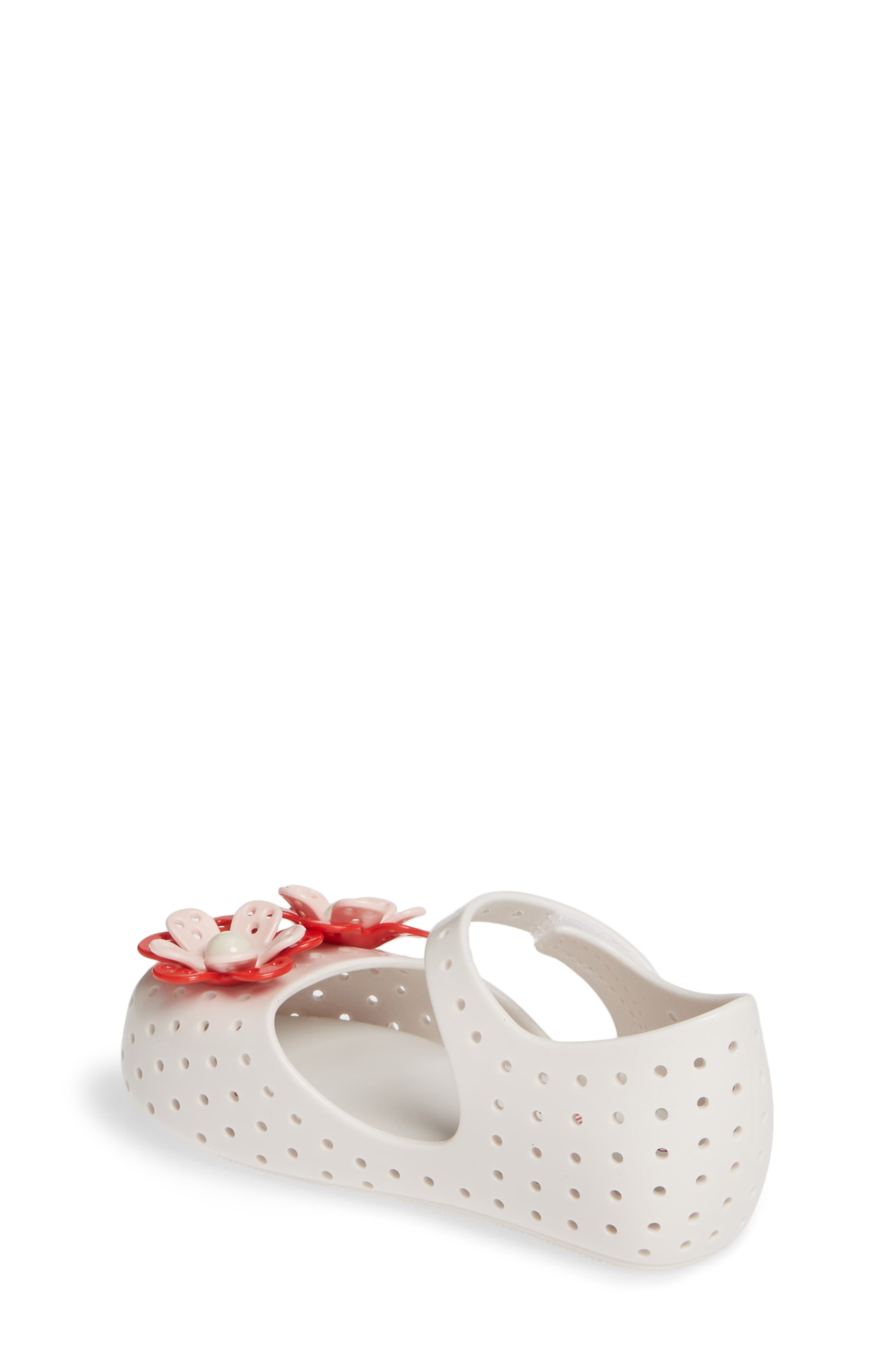 ,                             Furadinha XII Perforated Mary Jane,                             Alternate thumbnail 2, color,                             BRIGHT WHITE