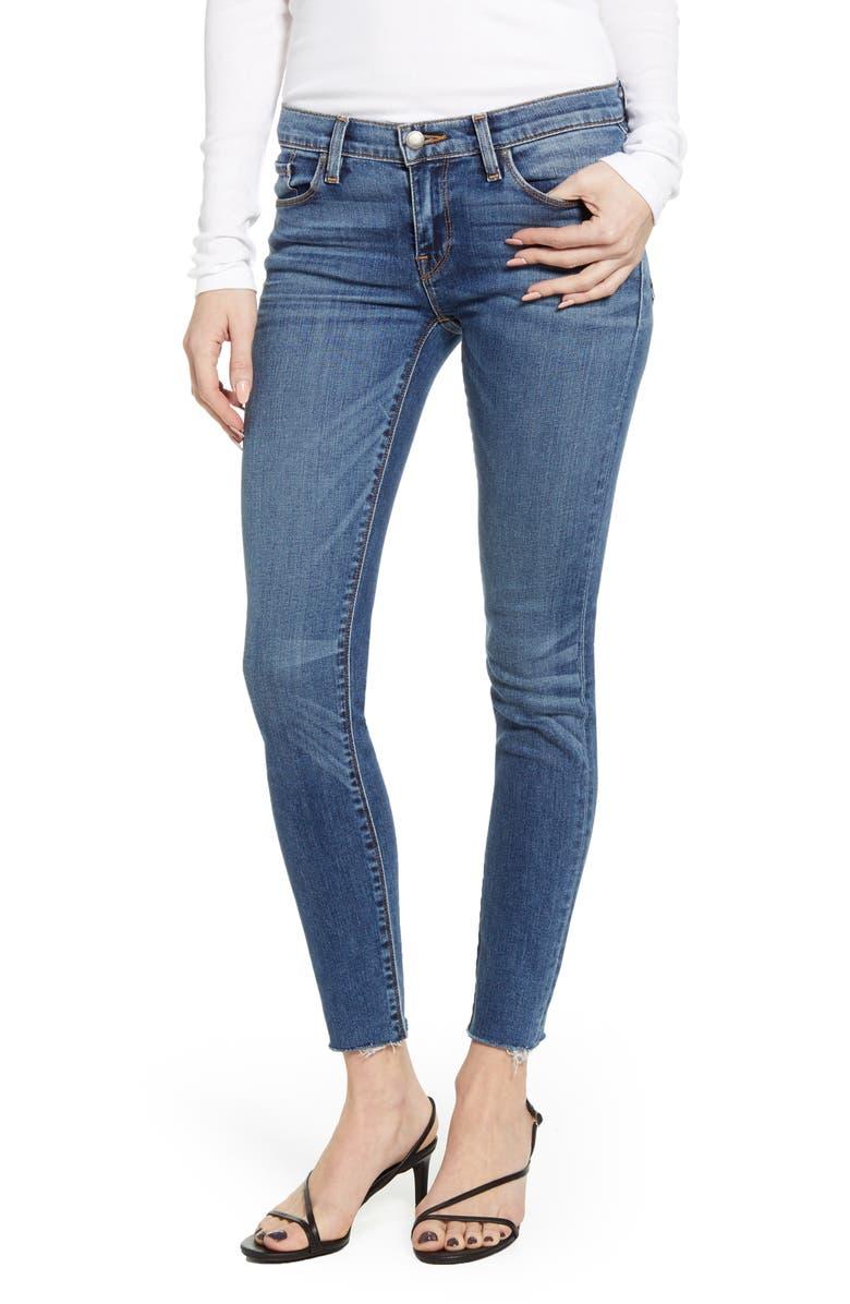 HUDSON JEANS Krista Super Skinny Jeans, Main, color, ELIZABETHTOWN