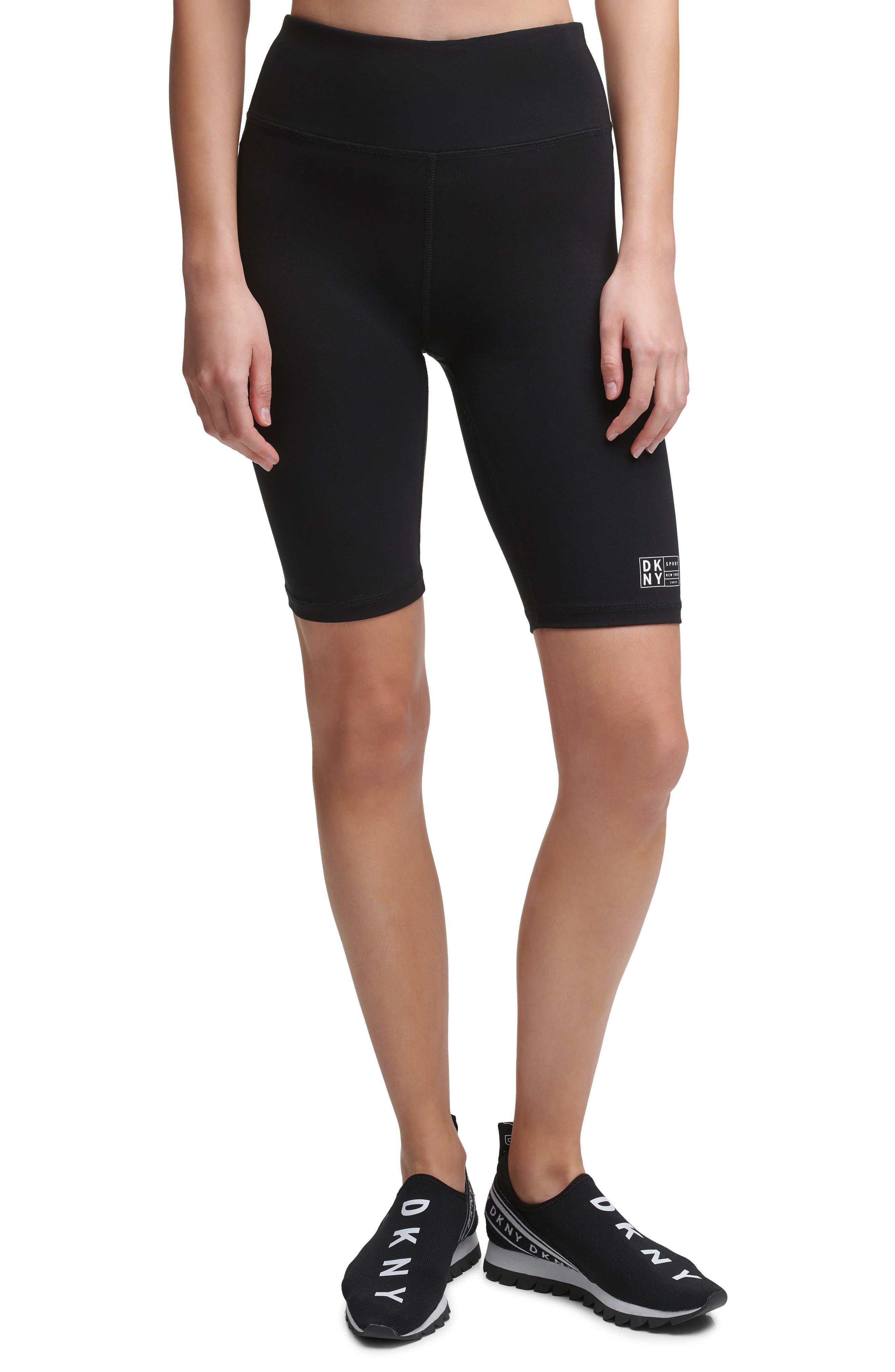 Logo Patch Bike Shorts