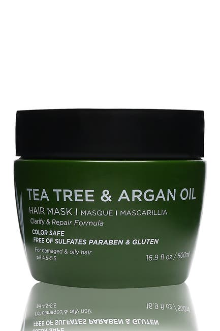 Image of Luseta Beauty Tea Tree Oil Hair Mask - 16.9 oz.