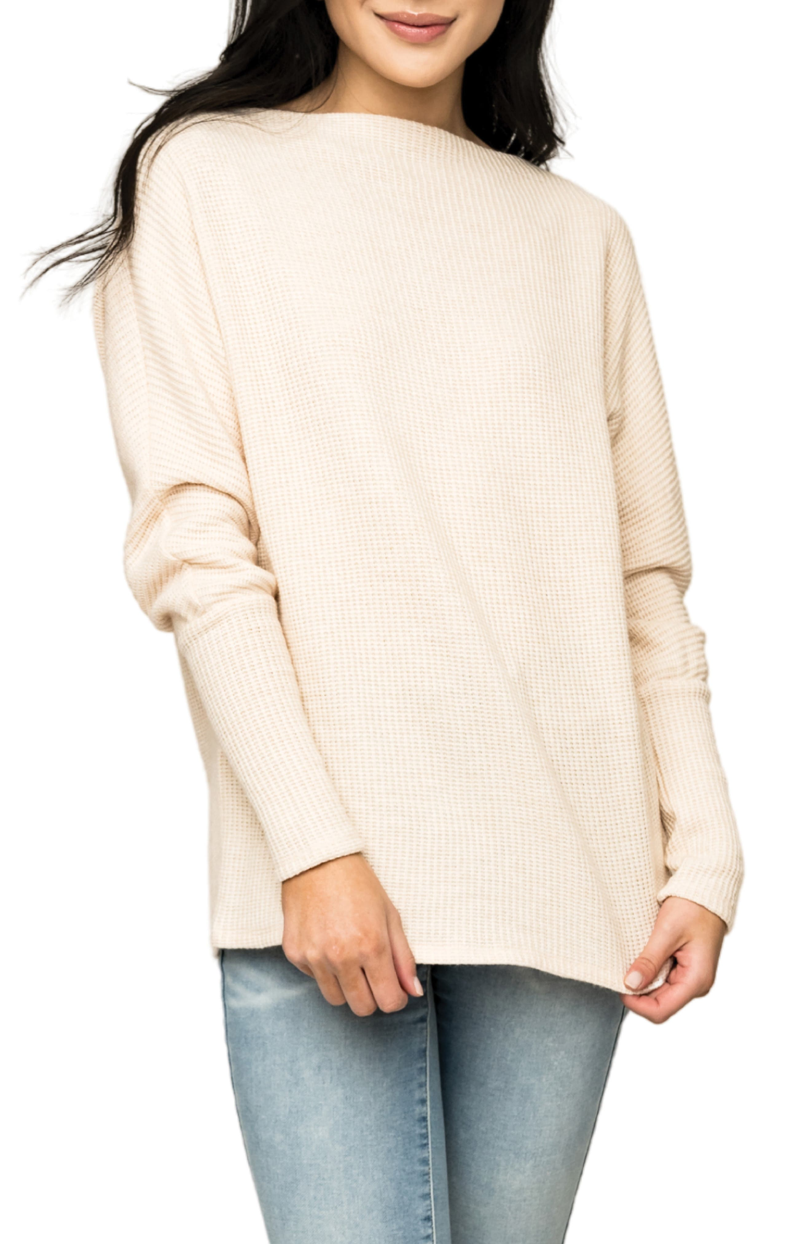 Slouch Sweater