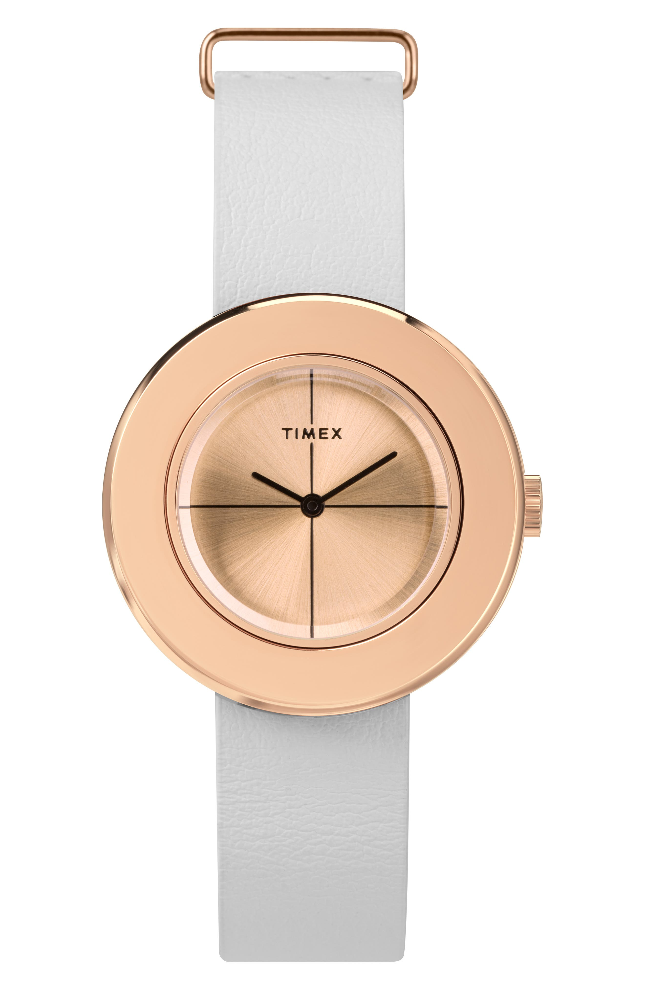 Timex Variety Leather Strap Watch Set,