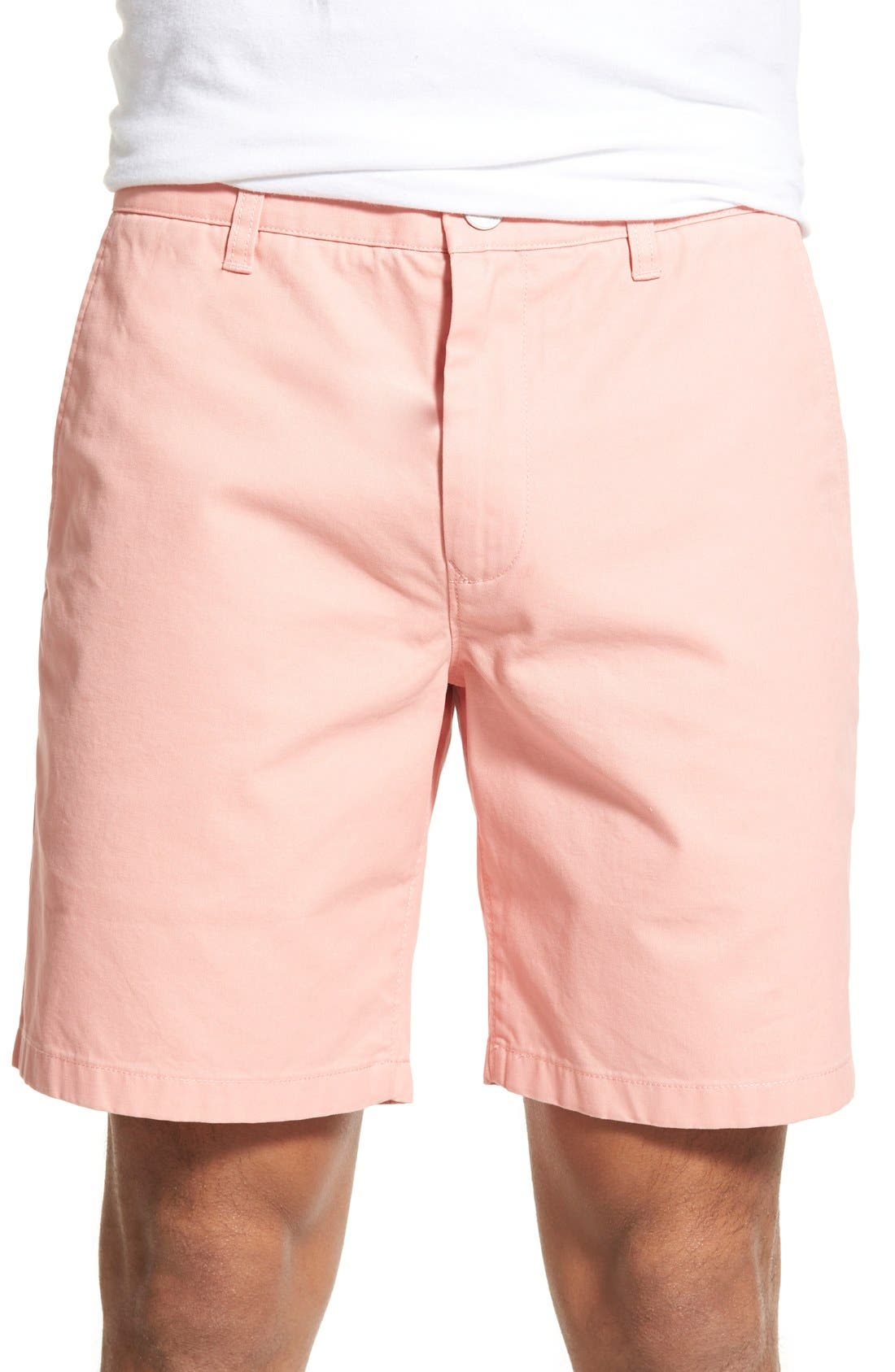 ,                             Washed Chino Shorts,                             Main thumbnail 72, color,                             505