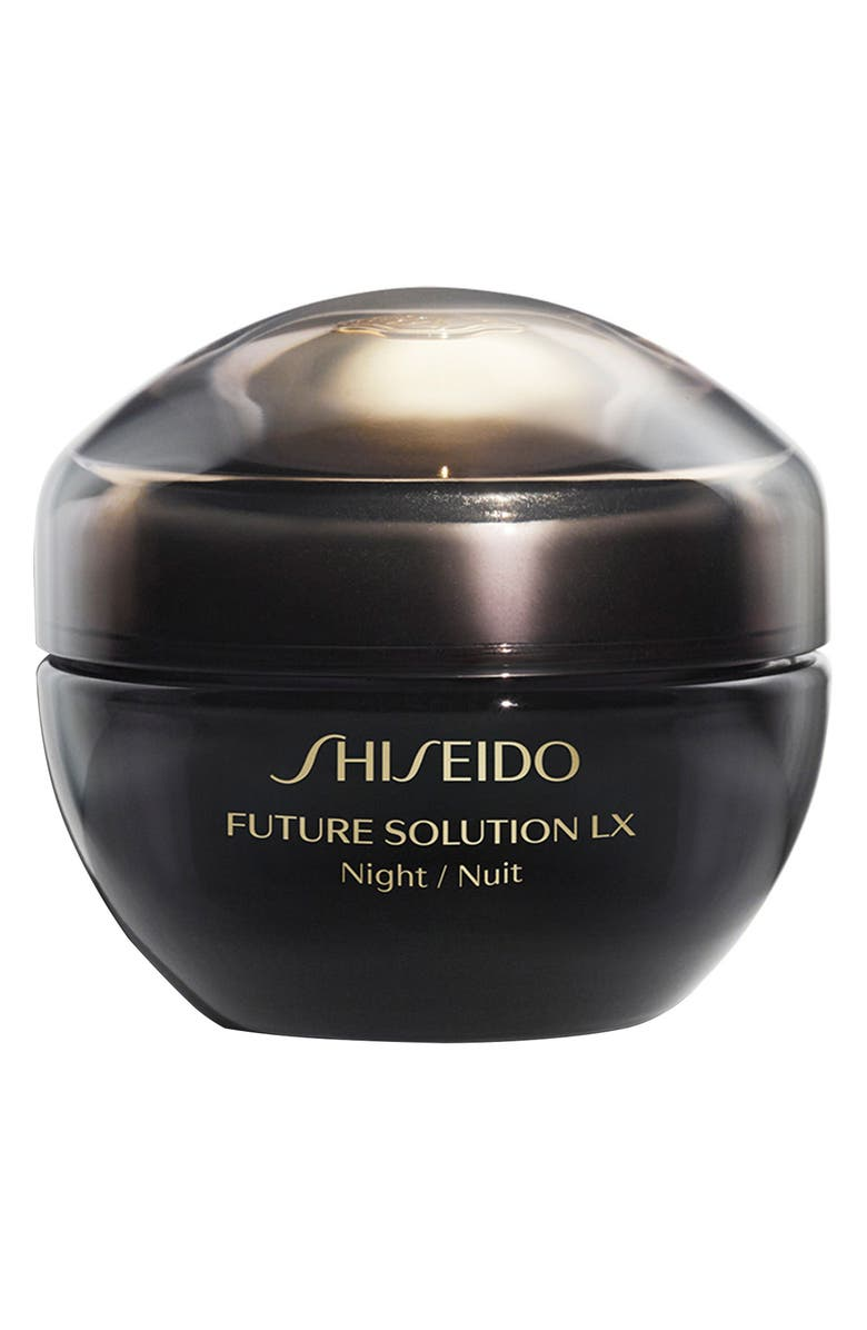 SHISEIDO Future Solution LX Total Regenerating Moisturizer Cream, Main, color, NO COLOR