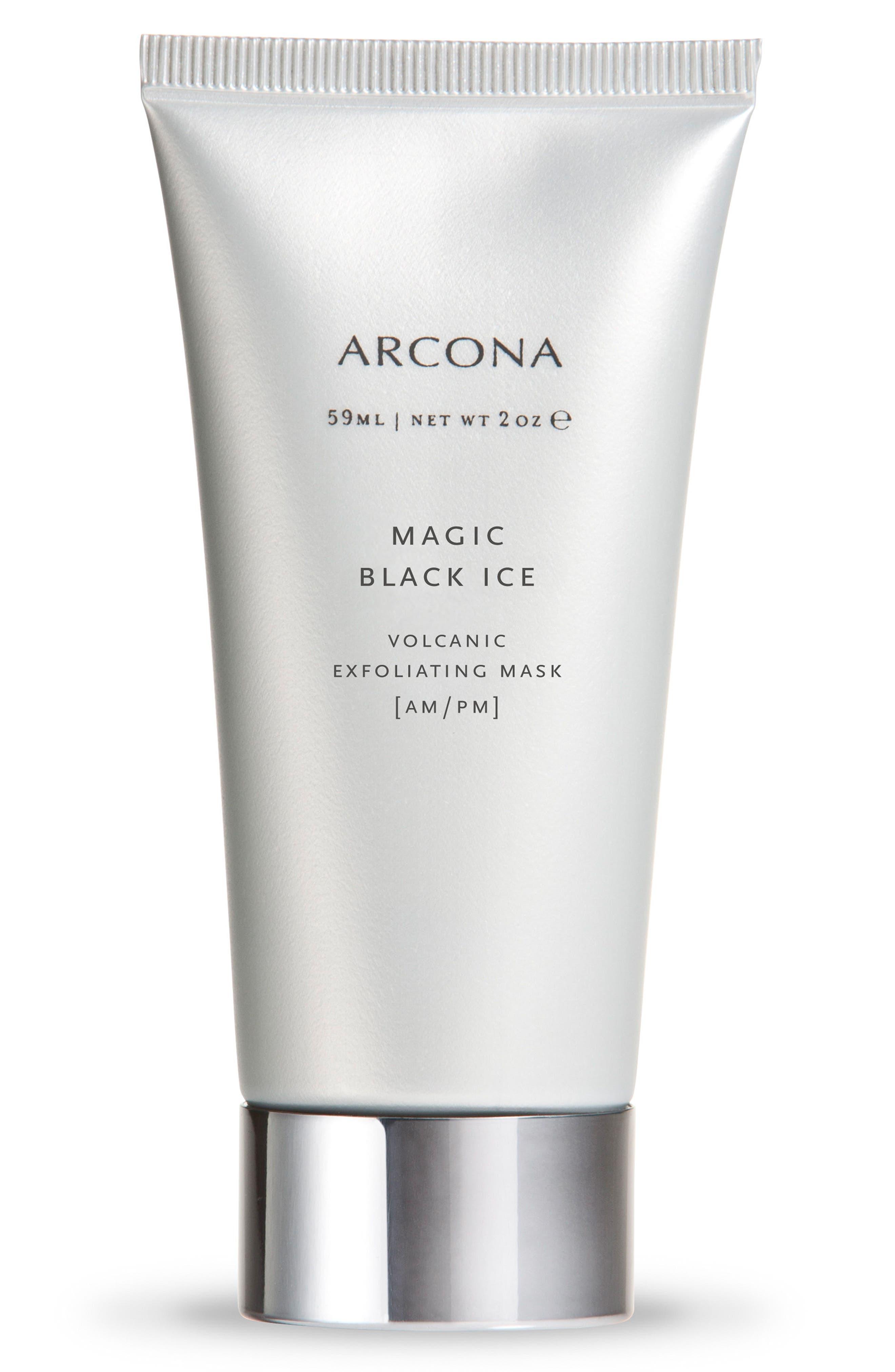 Magic Black Ice Exfoliating Mask