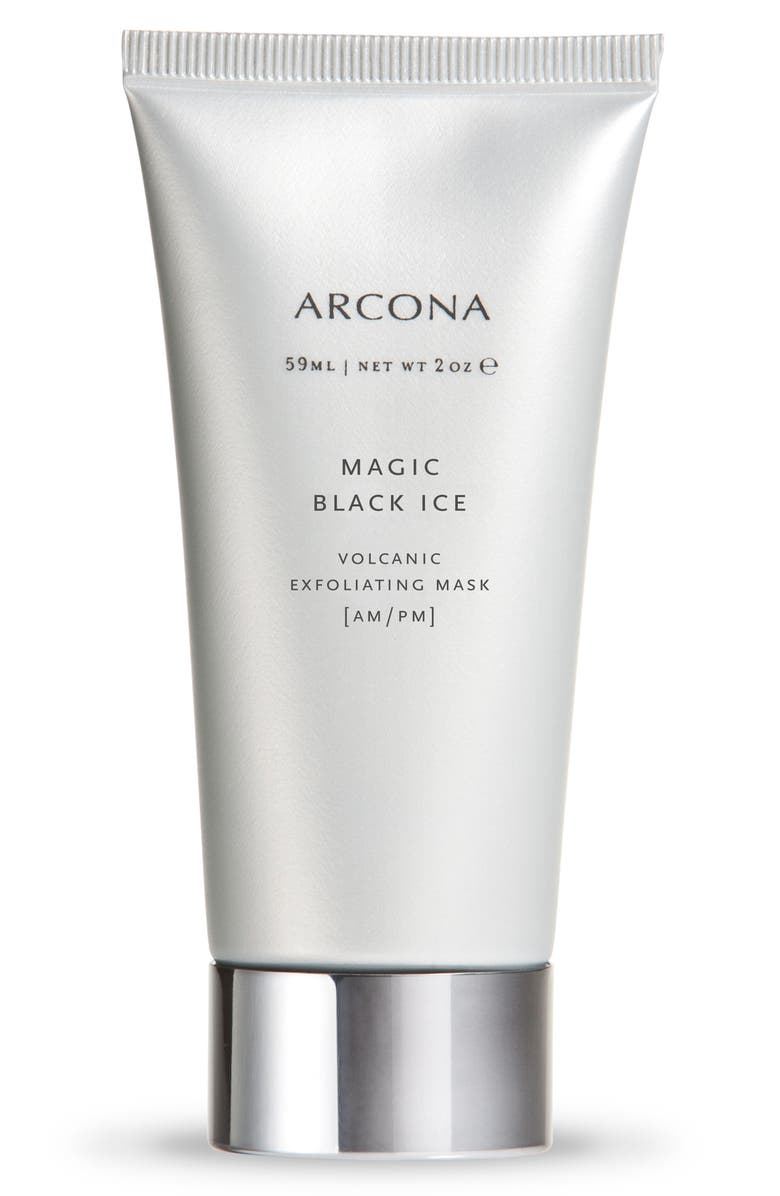 ARCONA Magic Black Ice Exfoliating Mask, Main, color, NO COLOR