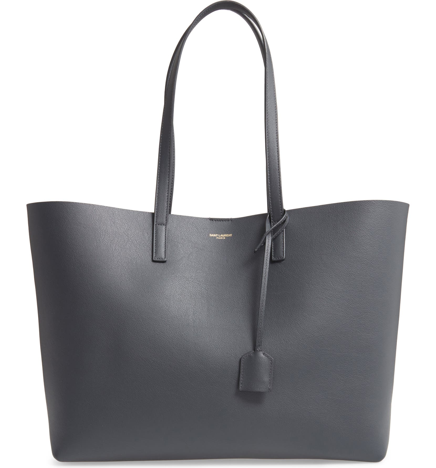 165b98046d5 Saint Laurent 'Shopping' Leather Tote | Nordstrom