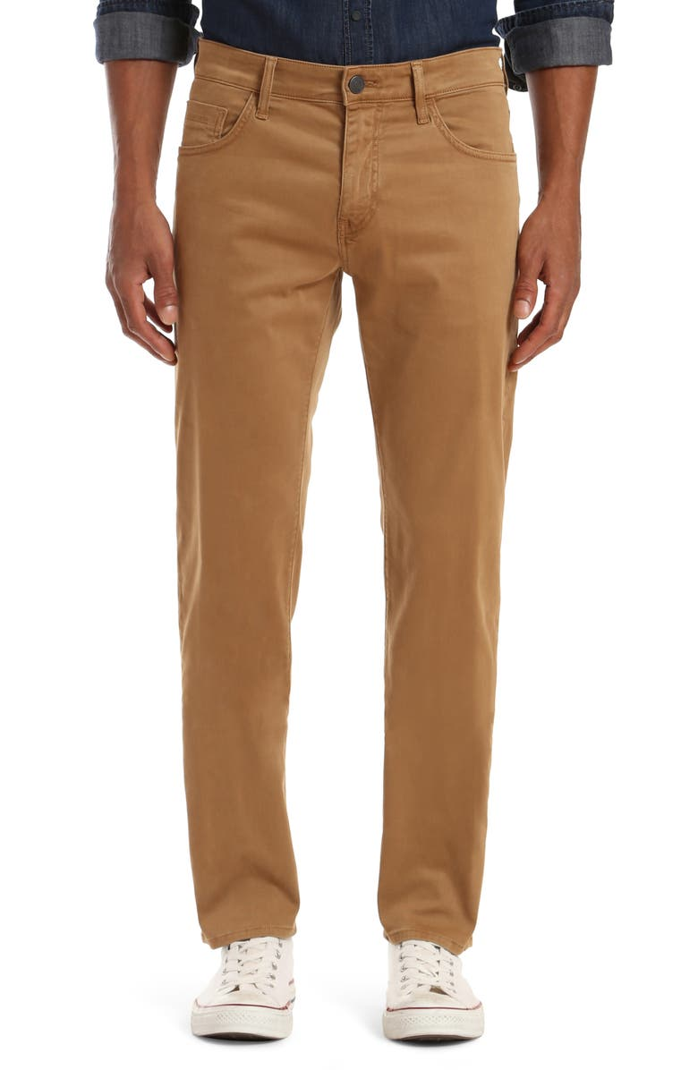 MAVI JEANS Zach Straight Leg Jeans, Main, color, 200