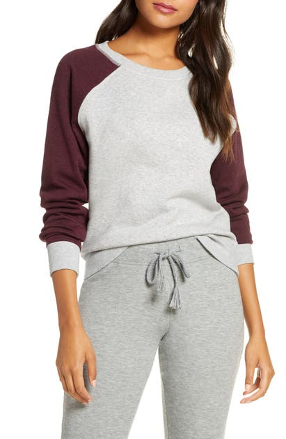 Ugg T-shirts UGG ELISHA CREWNECK SLEEP SWEATSHIRT
