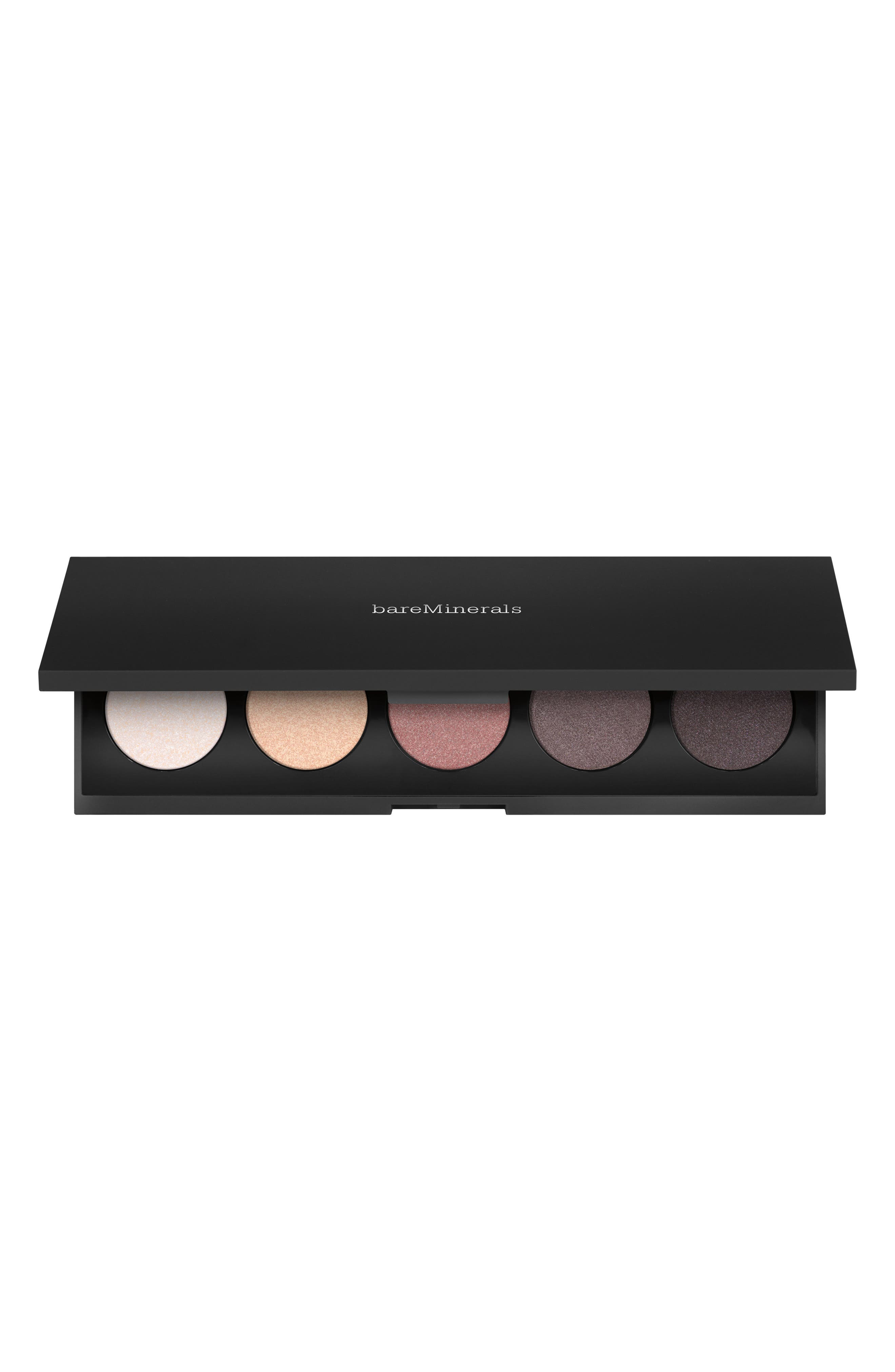 What it is: A palette of fingertip-friendly, bouncy powder eyeshadows that build and blend effortlessly for sheer to bold color that\\\'s beautifully blurred. What it does: This weightless cream-powder eyeshadow resists creasing, fallout and blends like a dream without the need for a brush. Each eyeshadow is formulated with a Blurring Mineral Complex, which creates a soft-focus, diffused finish while helping to blur the look of fine lines around the