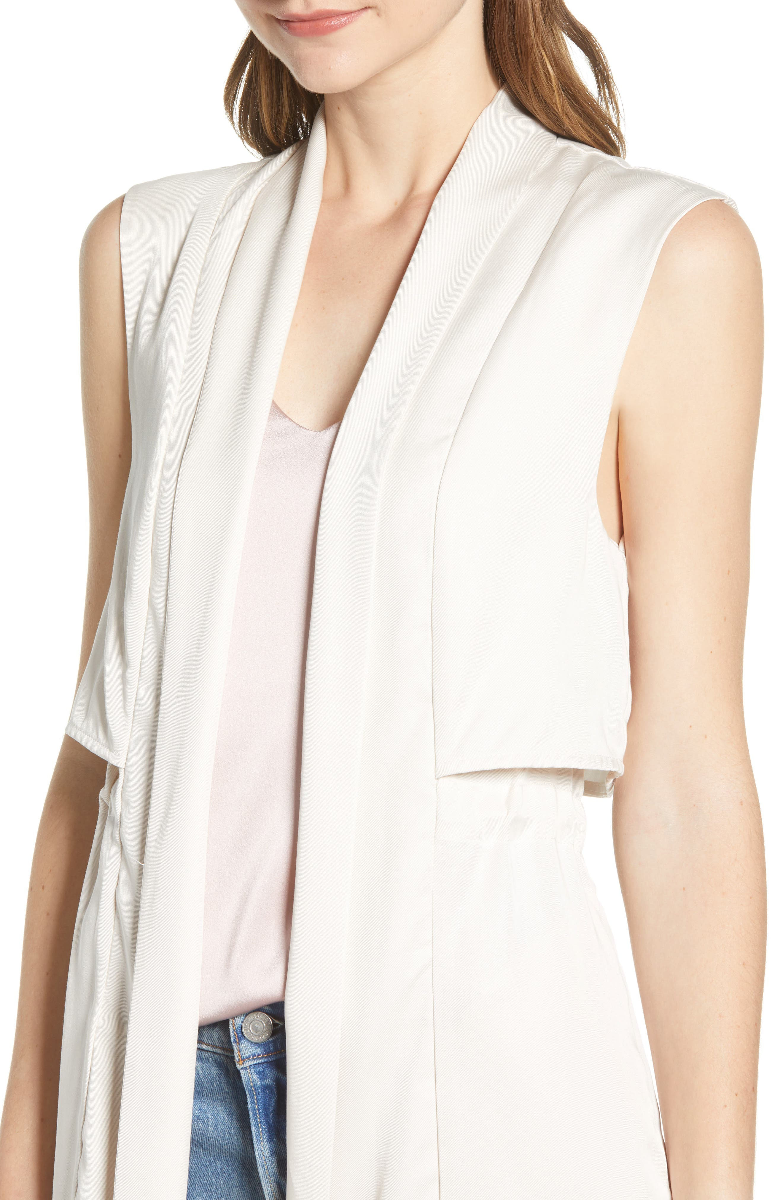 Cupcakes and cashmere Stacy Vest