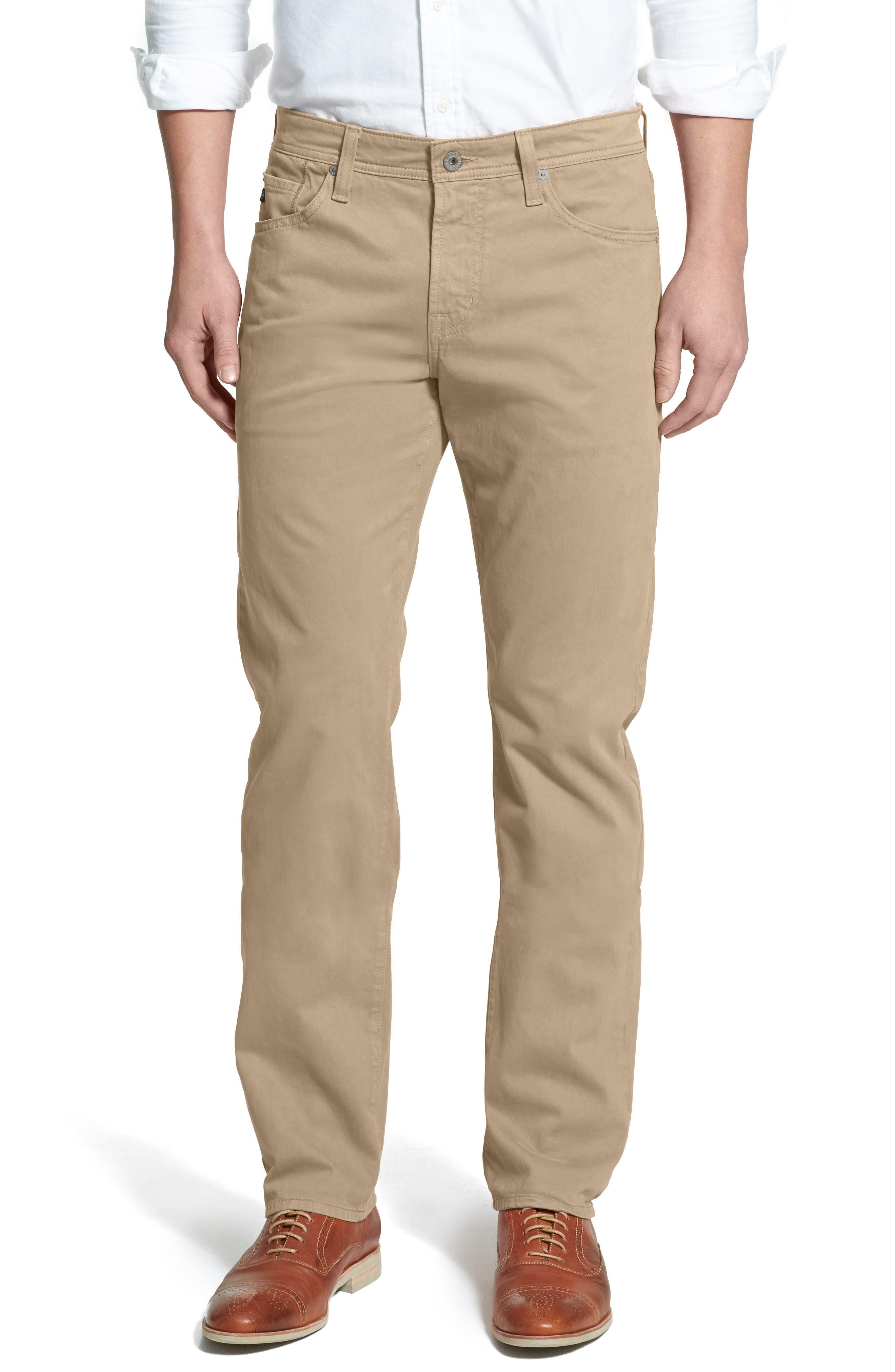 ,                             Graduate SUD Slim Straight Leg Pants,                             Alternate thumbnail 2, color,                             KHAKI