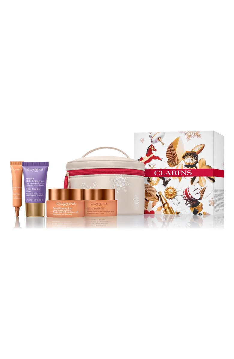 CLARINS Extra-Firming Luxury Set, Main, color, 000