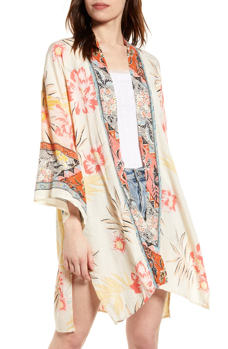 BILLABONG Fire Nights Cover-Up, Main, color, WHISPER