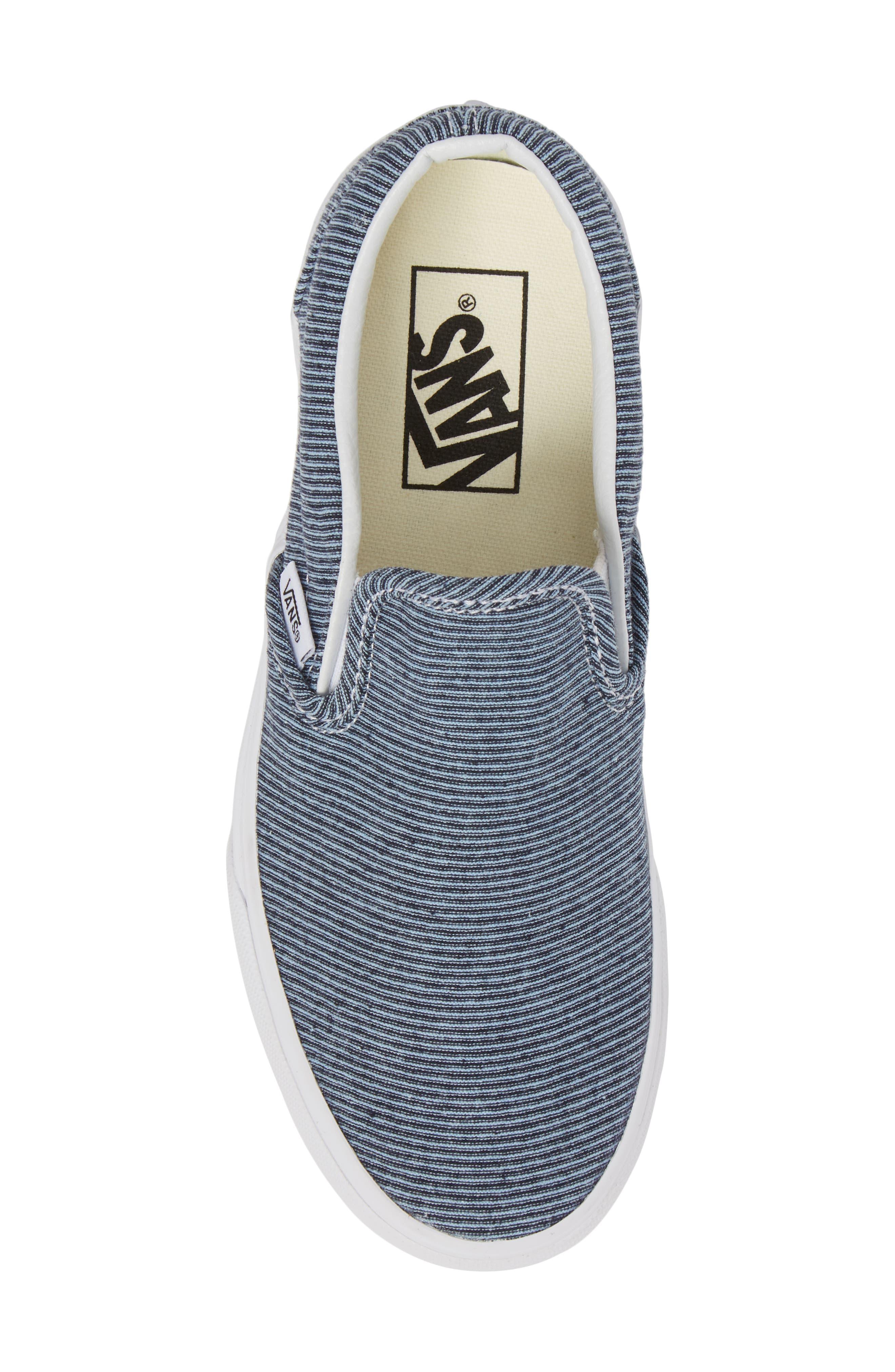 ,                             Classic Slip-On Sneaker,                             Alternate thumbnail 157, color,                             422