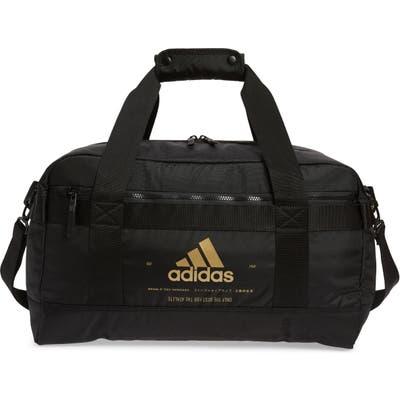 Adidas Amplifier Ii Duffle Bag - Black